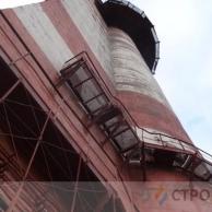 Предпроектное обследование комплекса сооружений цеха карбамида.