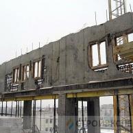 Экспертиза монолитных ж.б. конструкций здания «Сбербанка» в Великом Новгороде