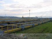 Очистные сооружения ПО «Киришинефтеоргсинтез»