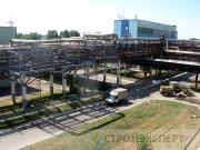 Обследование межцеховых и внутрицеховых эстакад цеха аммиачной селитры (Смоленская область)