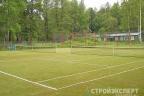 Разработка проекта теннисного корта