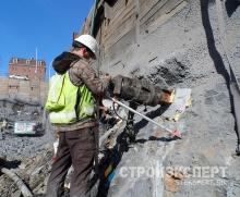 Усиление и реконструкция зданий и сооружений